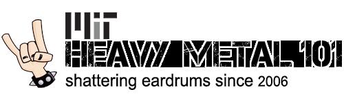 Heavy Metal 101 @ MIT logo
